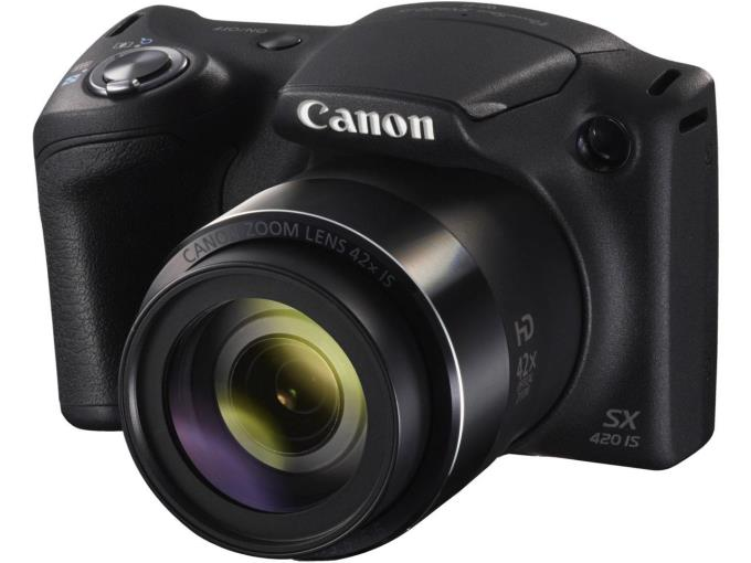 CANON デジタルカメラ PowerShot SX420 IS
