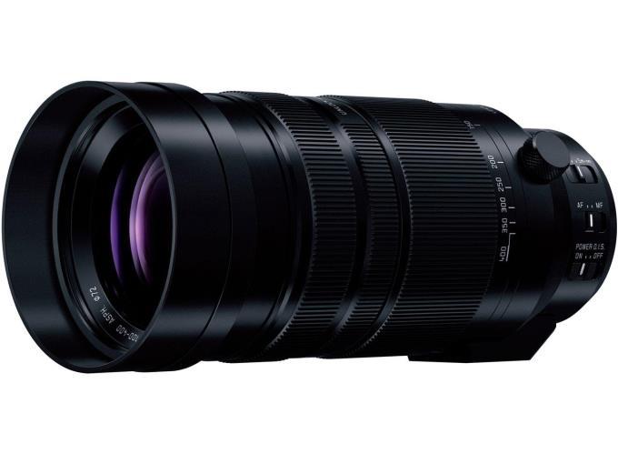 Panasonic レンズ LEICA DG VARIO-ELMAR 100-400mm/F4.0-6.3 ASPH./POWER O.I.S. H-RS100400