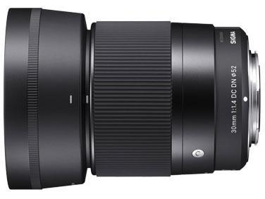 SIGMA レンズ 30mm F1.4 DC DN For SONY [ソニー用]
