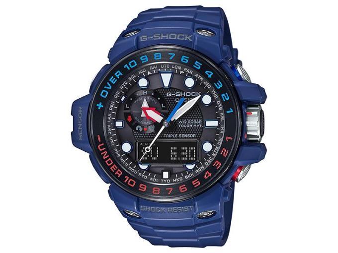 CASIO 男性向け腕時計 G-SHOCK マスター オブ G ガルフマスター GWN-1000H-2AJF