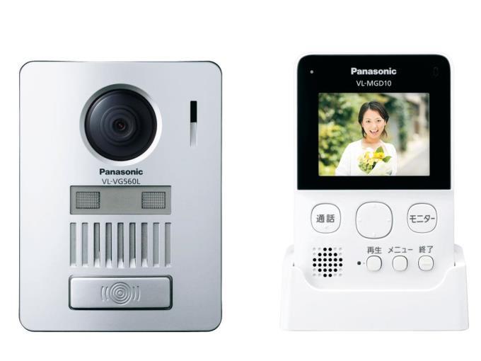 Panasonic テレビドアホン VL-SGD10L