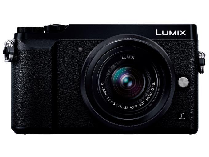 Panasonic デジタル一眼カメラ LUMIX DMC-GX7MK2K-K 標準ズームレンズキット [ブラック]