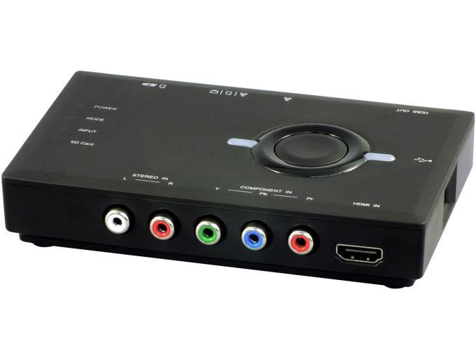 RATOC ビデオキャプチャ REX-HDGCBOX2 [ブラック]