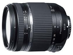 TAMRON レンズ 18-270mm F/3.5-6.3 Di II VC PZD (Model B008TS) [キヤノン用]