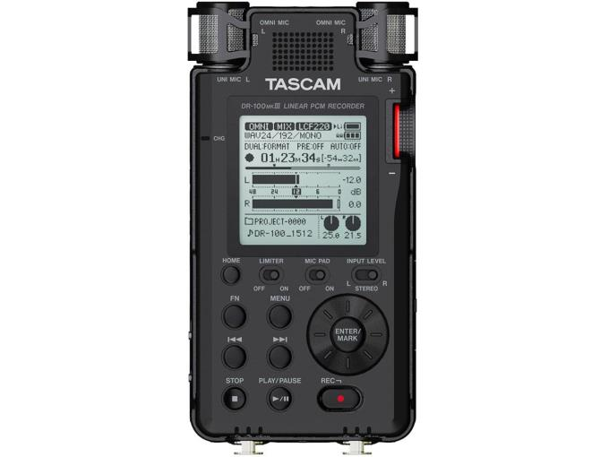 TASCAM ICレコーダー DR-100MK3