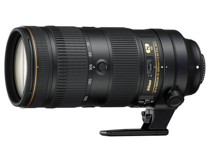 NIKON レンズ AF-S NIKKOR 70-200mm F2.8E FL ED VR