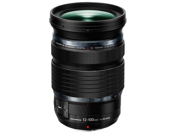 OLYMPUS レンズ M.ZUIKO DIGITAL ED 12-100mm F4.0 IS PRO