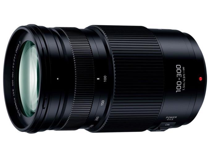 Panasonic レンズ LUMIX G VARIO 100-300mm/F4.0-5.6 II/POWER O.I.S. H-FSA100300