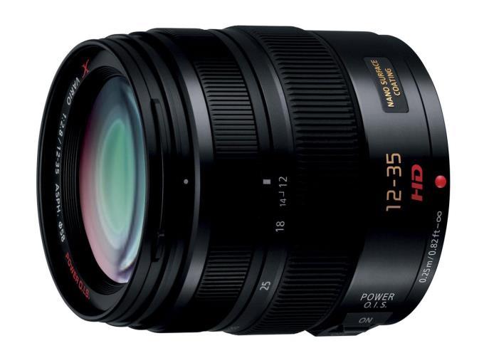 Panasonic レンズ LUMIX G X VARIO 12-35mm/F2.8 II ASPH./POWER O.I.S. H-HSA12035