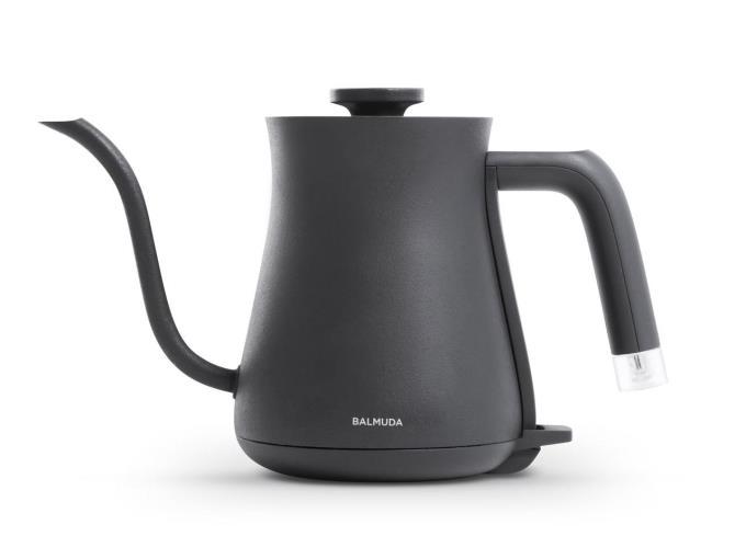 バルミューダ 電気ポット・電気ケトル The Pot K02A-BK [ブラック]