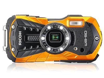 RICOH デジタルカメラ RICOH WG-50/OR [オレンジ]