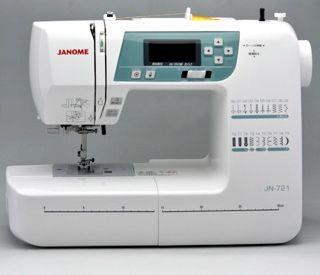 JANOME ミシンJN-721