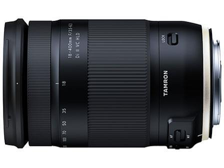 TAMRON レンズ 18-400mm F/3.5-6.3 Di II VC HLD For CANON (Model B028) [キヤノン用]