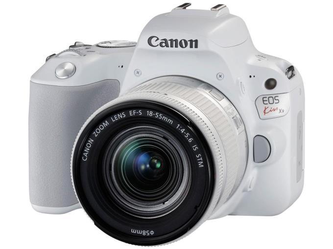 CANON デジタル一眼カメラ EOS KISS X9 WH EF-S18-55 STM