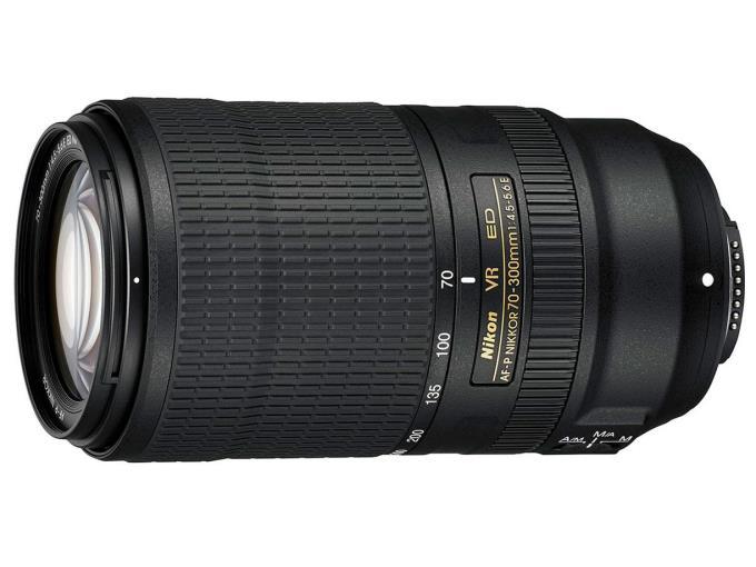 NIKON レンズ AF-P NIKKOR 70-300mm f/4.5-5.6E ED VRAF-P