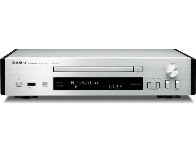 CDプレーヤー CD-NT670 YAMAHA