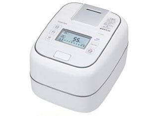 TOSHIBA 炊飯器 真空圧力IH RC-10ZWL(W) [グランホワイト]
