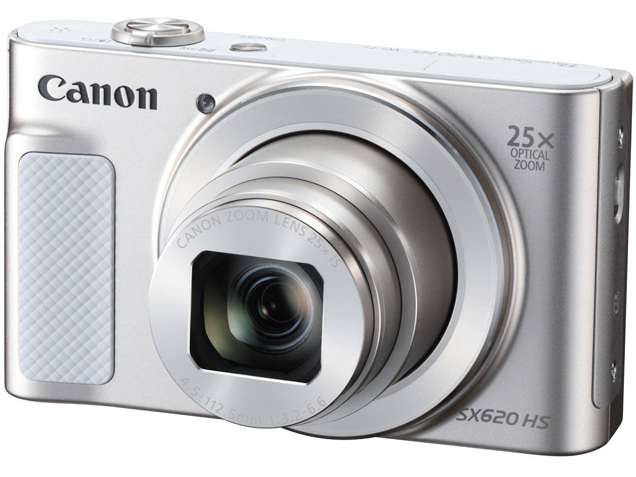 CANON デジタルカメラ PowerShot SX620 HS /WH [ホワイト]