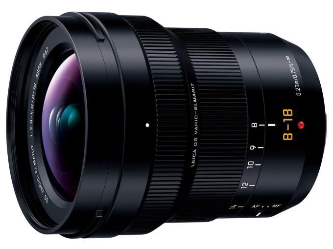 Panasonic レンズ LEICA DG VARIO-ELMARIT 8-18mm/F2.8-4.0 ASPH. H-E08018