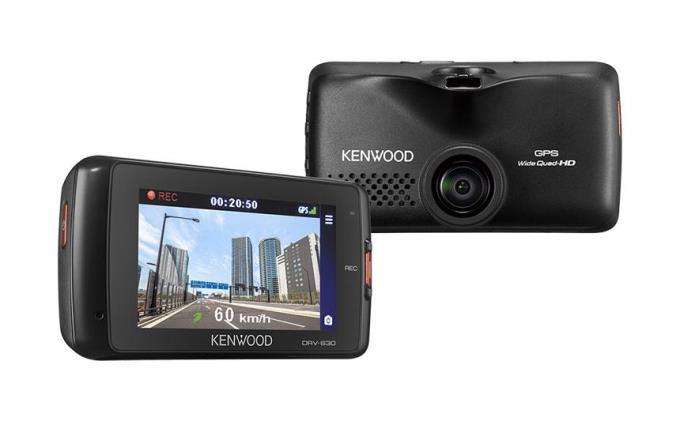 KENWOOD ドライブレコーダー DRV-630