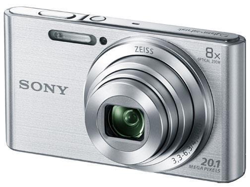 訳あり品送料無料 SONY デジタルカメラ サイバーショット 日本正規代理店品 DSC-W830 S