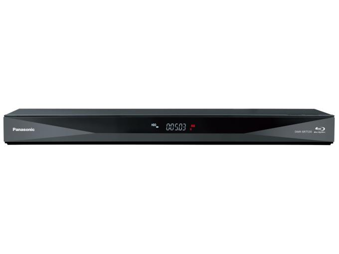 Panasonic ブルーレイ・DVDレコーダー おうちクラウドディーガ DMR-BRT530