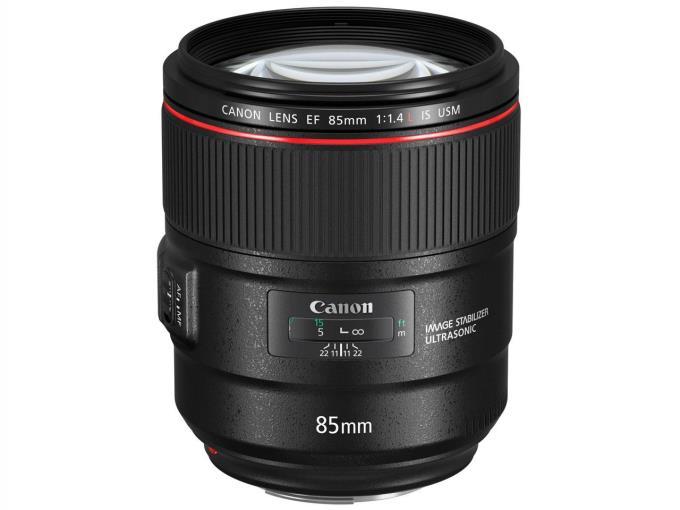 CANON レンズ EF85mm F1.4L IS USM