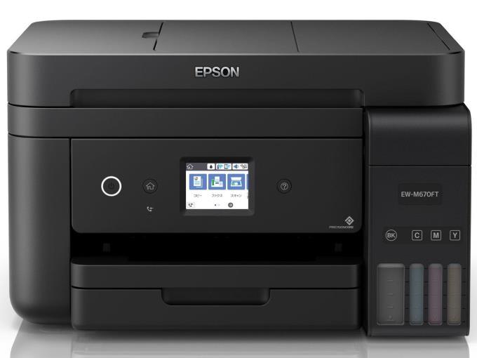 EPSON プリンタ EW-M670FT