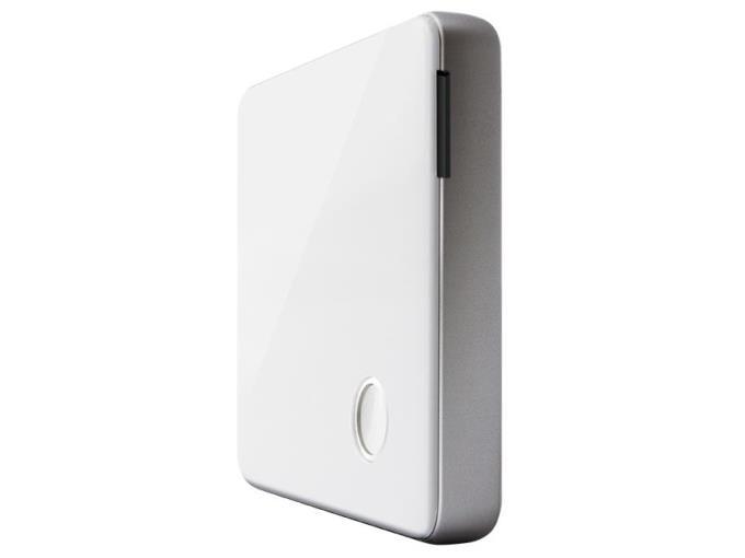 RADIUS カードリーダー RW-WPS01W [microUSB/IEEE802.11a/b/g/n/ac microSD ホワイト]