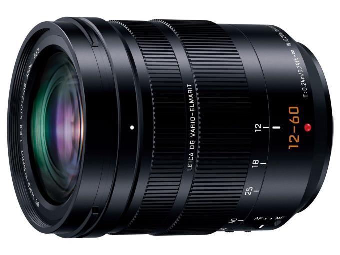 Panasonic レンズ LEICA DG VARIO-ELMARIT 12-60mm/F2.8-4.0 ASPH./POWER O.I.S. H-ES12060