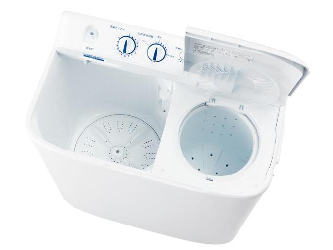 ハイアール 洗濯機 JW-W45E-W
