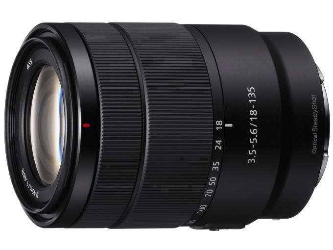 SONY レンズ  E 18-135mm F3.5-5.6 OSS SEL18135