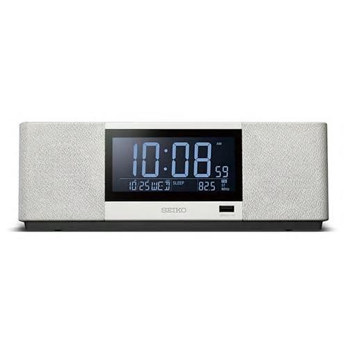 SEIKO BluetoothスピーカーSS501A [白]【KK9N0D18P】