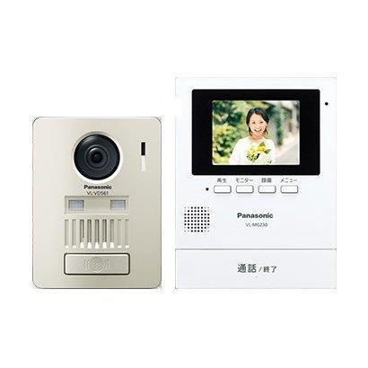 Panasonic テレビドアホン・ドアホン VL-SGZ30