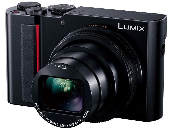 Panasonic デジタルカメラ LUMIX DC-TX2-K