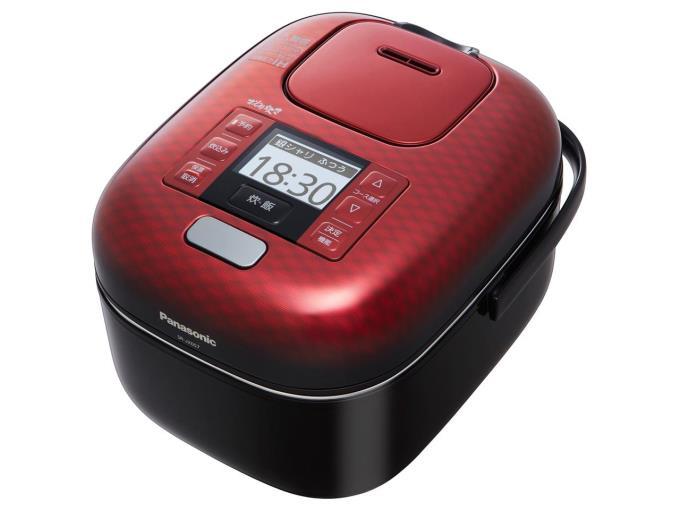 Panasonic 炊飯器 コンセプト おどり炊き SR-JX057-KJ