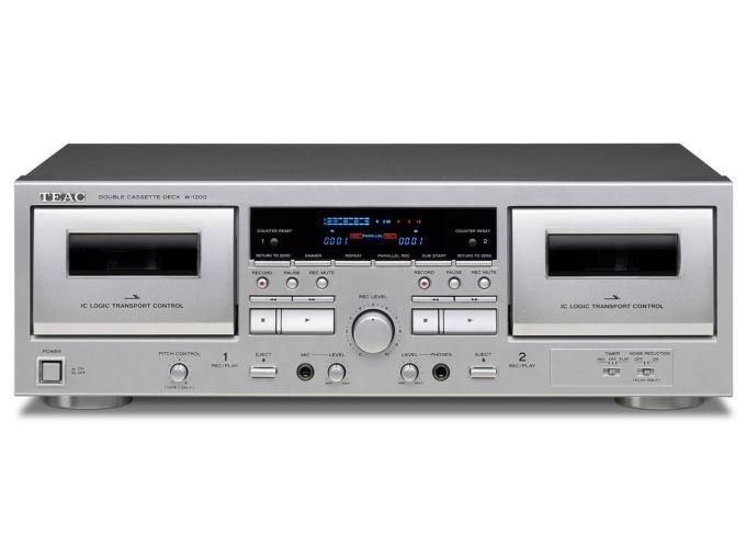 TEAC その他オーディオ機器 W-1200