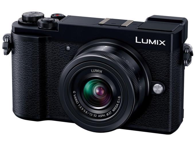 Panasonic デジタル一眼カメラ LUMIX DC-GX7MK3K-K 標準ズームレンズキット [ブラック]