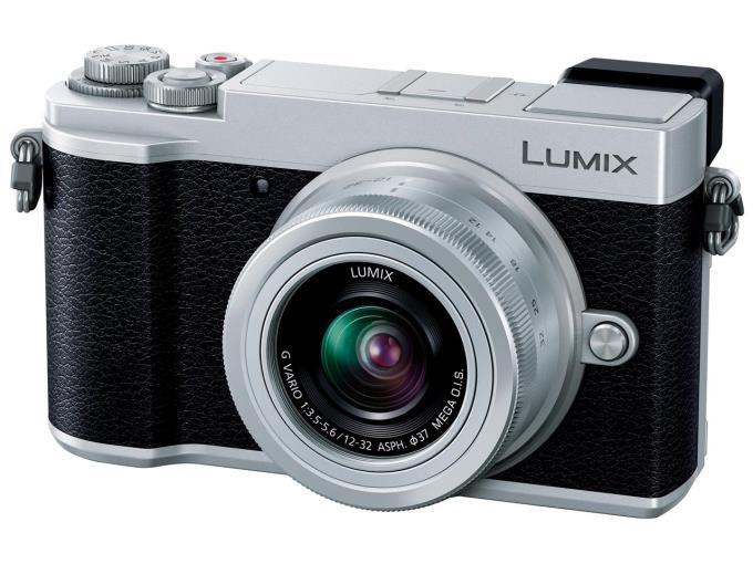 Panasonic デジタル一眼カメラ LUMIX DC-GX7MK3K-S 標準ズームレンズキット [シルバー]
