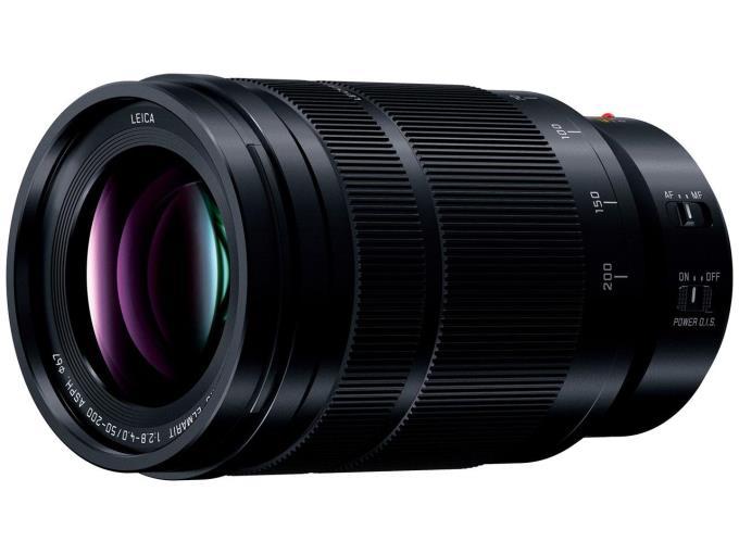 Panasonic レンズ LEICA DG VARIO-ELMARIT 50-200mm/F2.8-4.0 ASPH./POWER O.I.S. H-ES50200