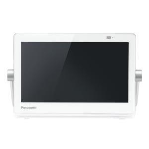 Panasonic 携帯テレビ プライベート・ビエラ UN-10CT8-W [ホワイト]
