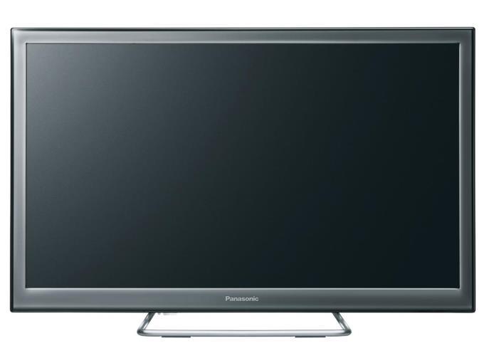 Panasonic 薄型テレビ VIERA TH-24ES500-S [24インチ ダークシルバー]