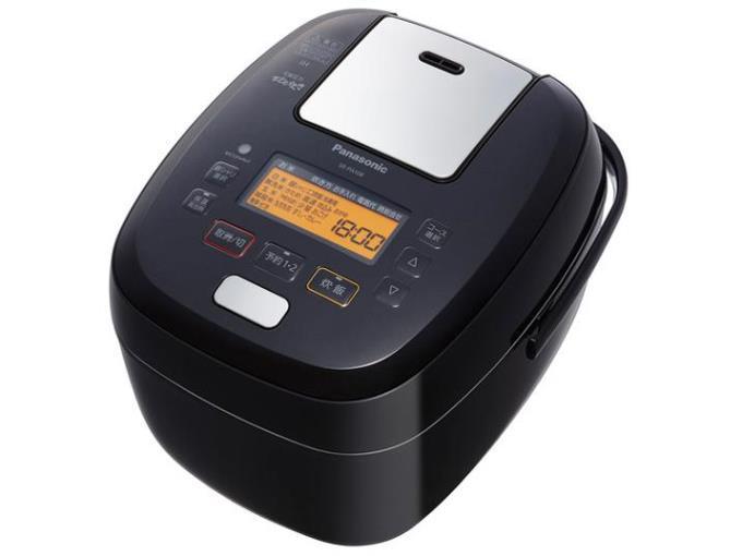 Panasonic 炊飯器 おどり炊き SR-PA108-K [ブラック]
