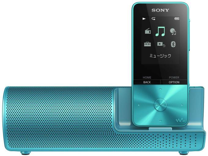 SONY デジタルオーディオプレーヤー NW-S315K/LNW-S315K (L) [16GB ブルー]