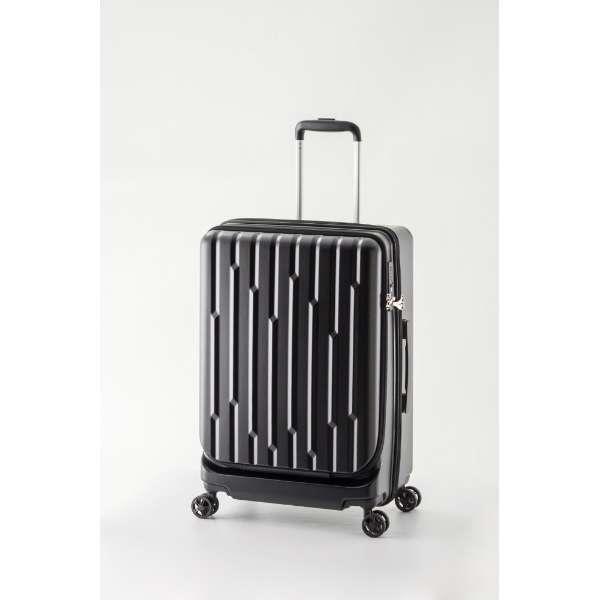 A.L.I(アジアラゲージ) スーツケース・キャリーケース スーツケース 36L TSAロック搭載 GALE-F18-BK ブラック
