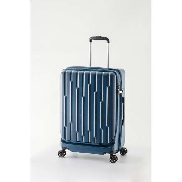 A.L.I(アジアラゲージ) スーツケース・キャリーケース スーツケース 36L TSAロック搭載 GALE-F18-TB ターコイズブルー