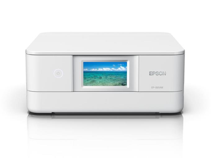 EPSON プリンタ カラリオ EP-881AW [ホワイト]