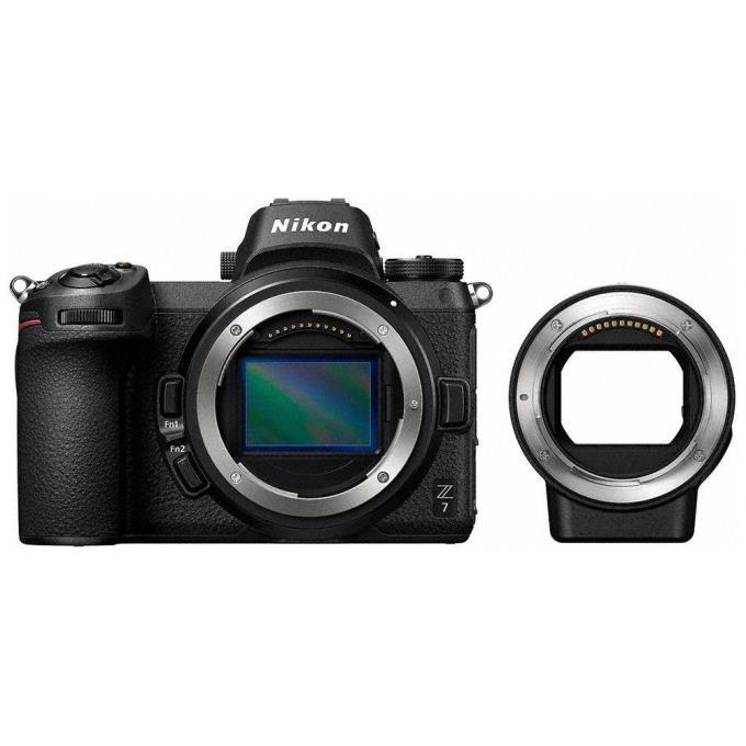 NIKON デジタル一眼カメラ Z 7 FTZ マウントアダプターキット