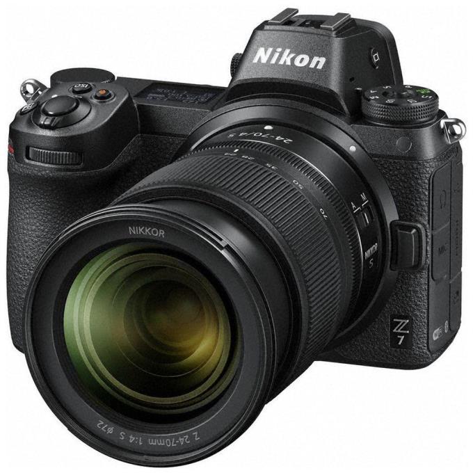 NIKON デジタル一眼カメラ Z 7 24-70 レンズキット