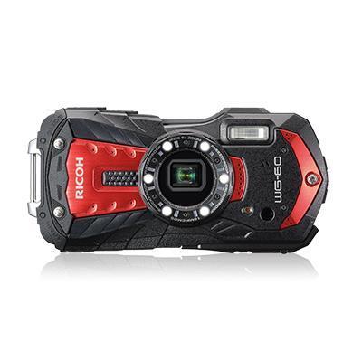RICOH デジタルカメラ WG-60 KIT/RE